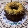 Çikolata soslu fındıklı kek