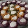 Renklı Patates Mantısı Tarifi