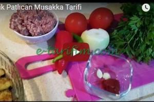 Pratik Patlıcan Musakka Tarifi